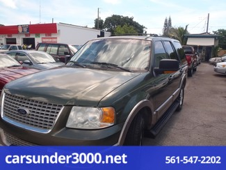 2003 Ford Expedition Eddie Bauer Lake Worth , Florida