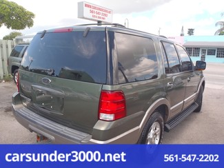 2003 Ford Expedition Eddie Bauer Lake Worth , Florida 2