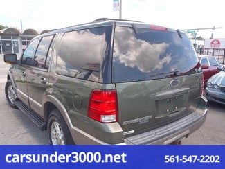 2003 Ford Expedition Eddie Bauer Lake Worth , Florida 3