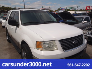 2003 Ford Expedition XLT Premium Lake Worth , Florida