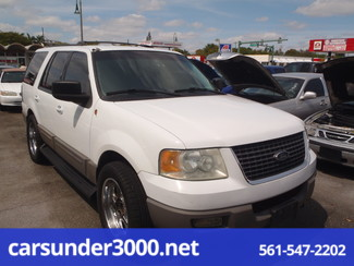 2003 Ford Expedition XLT Premium Lake Worth , Florida 1