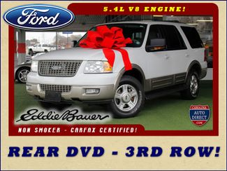 2003 Ford Expedition Eddie Bauer RWD - REAR DVD - LEATHER! Mooresville , NC