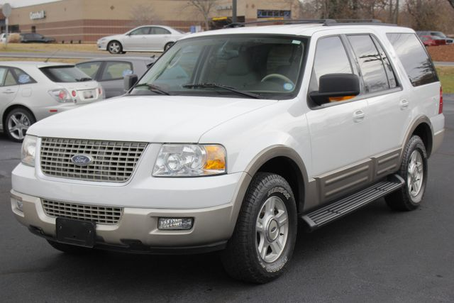 2003 Ford Expedition Eddie Bauer RWD - REAR DVD - LEATHER! Mooresville , NC 23