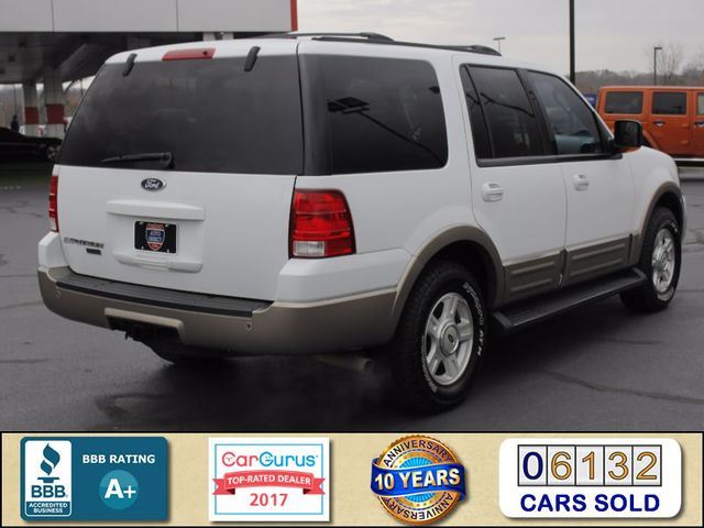 2003 Ford Expedition Eddie Bauer RWD - REAR DVD - LEATHER! Mooresville , NC 2