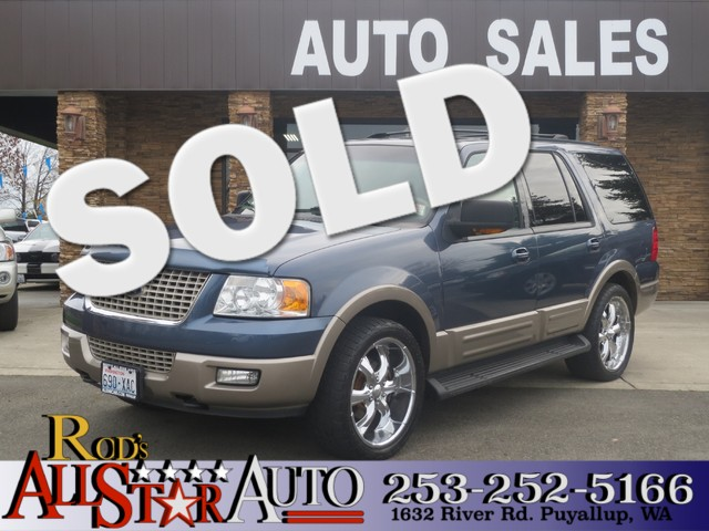 2003 Ford Expedition Eddie Bauer 4WD The CARFAX Buy Back Guarantee that comes with this vehicle me