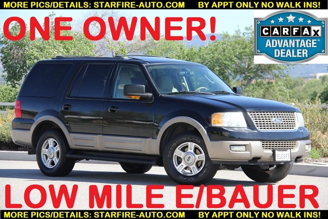 2003 Ford Expedition Eddie Bauer Santa Clarita, CA 0