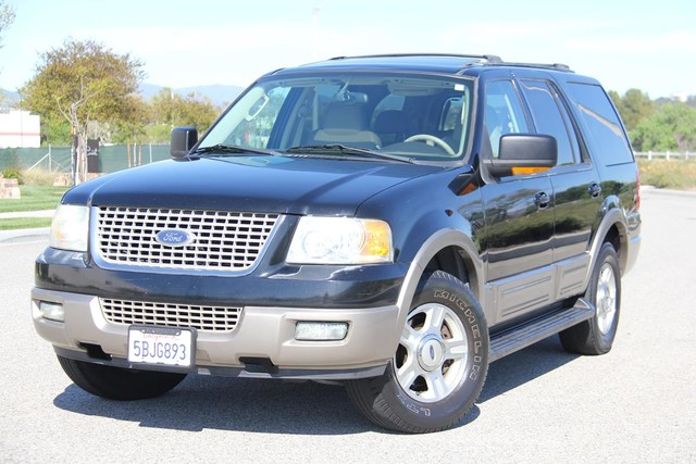 2003 Ford Expedition Eddie Bauer Santa Clarita, CA 4
