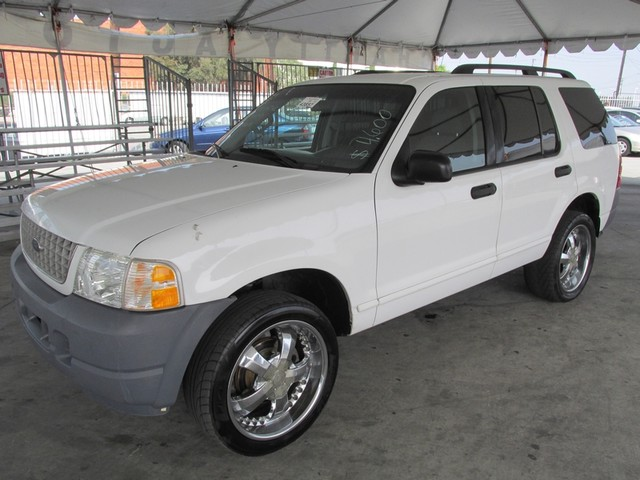 2003 Ford Explorer XLS Please call or e-mail to check availability All of our vehicles are avai