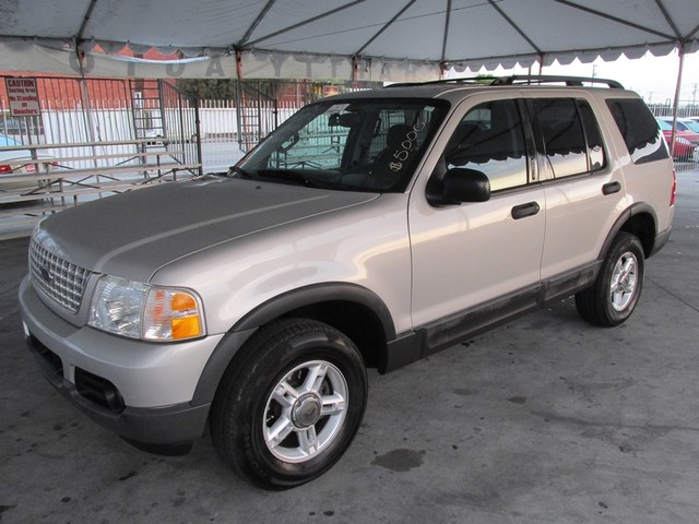 2003 Ford Explorer XLT This particular vehicle has a SALVAGE title This particular vehicle comes w