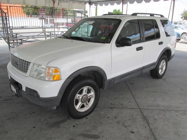 2003 Ford Explorer XLT This particular Vehicle comes with 3rd Row Seat Please call or e-mail to c
