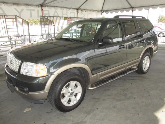 2003 Ford Explorer Eddie Bauer This particular Vehicle comes with 3rd Row Seat Please call or e-m