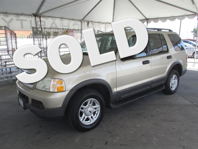 2003 Ford Explorer XLT Please call or e-mail to check availability All of our vehicles are avai