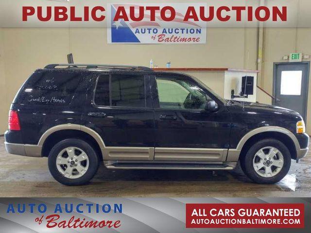 2003 Ford Explorer Eddie Bauer | JOPPA, MD | Auto Auction of Baltimore  in JOPPA MD