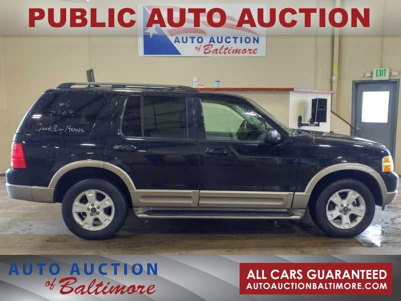 2003 Ford Explorer Eddie Bauer | JOPPA, MD | Auto Auction of Baltimore  in JOPPA MD