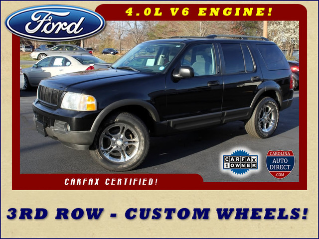 2003 Ford Explorer XLT Sport RWD - 3RD ROW! Mooresville , NC 0