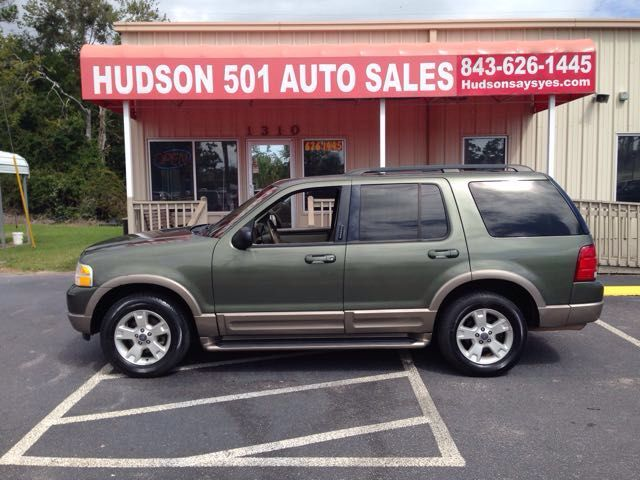 2003 Ford Explorer Eddie Bauer | Myrtle Beach, South Carolina | Hudson Auto Sales in Myrtle Beach South Carolina