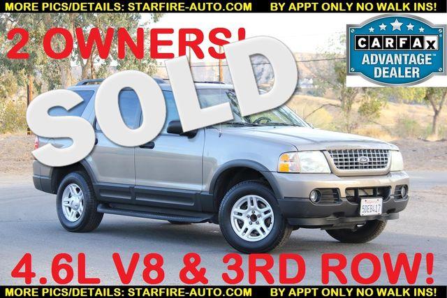 2003 Ford Explorer XLT Santa Clarita, CA 0