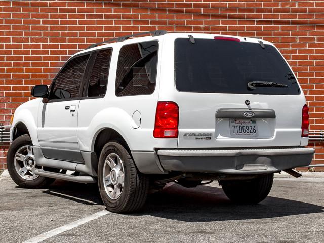 2003 Ford Explorer Sport XLT Premium Burbank, CA 3