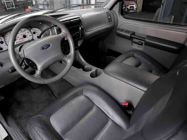 2003 Ford Explorer Sport XLT Premium Burbank, CA 9