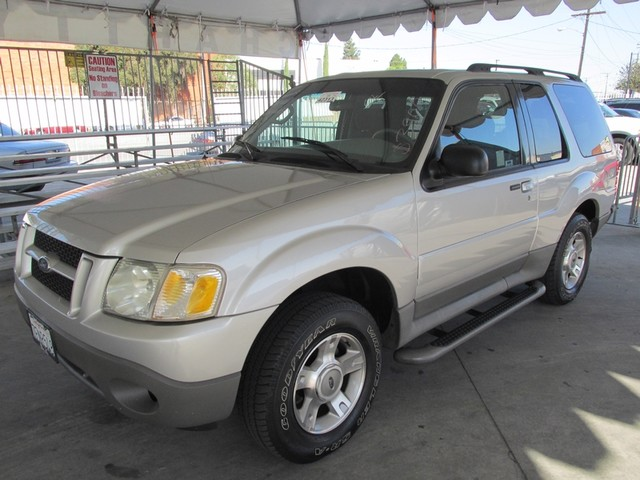 2003 Ford Explorer Sport XLS Please call or e-mail to check availability All of our vehicles are