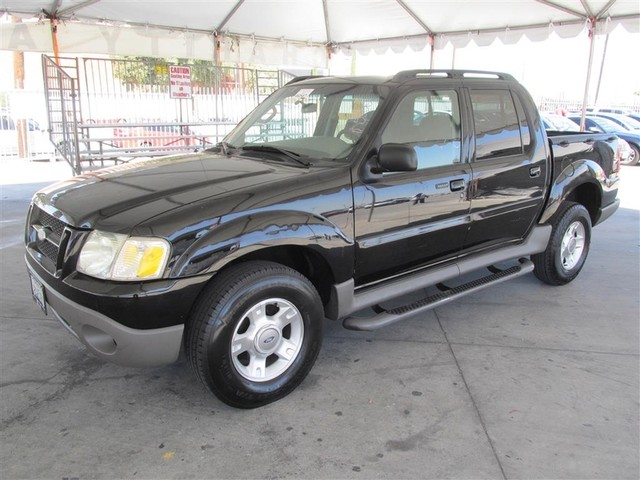 2003 Ford Explorer Sport Trac XLS This particular Vehicles true mileage is unknown TMU Please