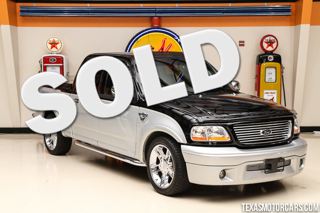 2003 Ford F-150 Harley-Davidson Financing is available with rates as low as 29 wac Get pre-ap