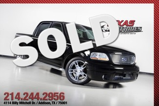2003 Ford F-150 Harley-Davidson Supercharged Addison, Texas