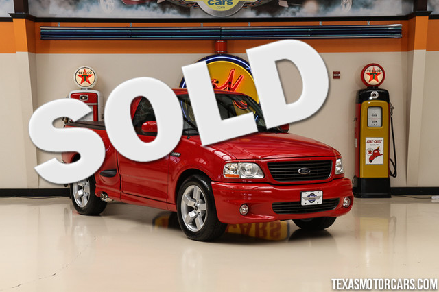 2003 Ford F-150 Lightning Look at this incredibly clean 2003 Ford F-150 Lightning This Carfax 1-O