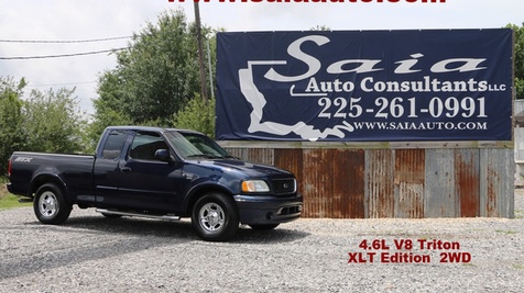 2003 Ford F150 Xlt Supercab 4.6 V8 STX App Pkg Pwr Pkg Alloy Wheels Only 99K Miles ONE OWNER CLEAN CARFAX   Baton Rouge , Louisiana   Saia Auto Consultants LLC in Baton Rouge , Louisiana