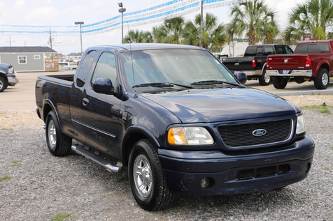 2003 Ford F150 Xlt Supercab 4.6 V8 STX App Pkg Pwr Pkg Alloy Wheels Only 99K Miles ONE OWNER CLEAN CARFAX | Baton Rouge , Louisiana | Saia Auto Consultants LLC in Baton Rouge , Louisiana