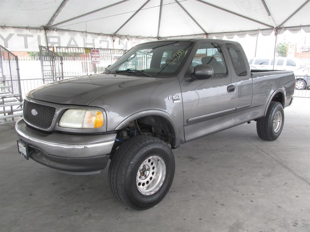2003 Ford F-150 XLT This particular Vehicles true mileage is unknown TMU Please call or e-mail