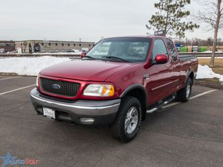 2003 Ford F-150 XLT with a 6 month 6000 miles warranty Maple Grove, Minnesota 1