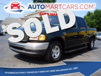 2003 Ford F-150 XLT | Nashville, Tennessee | Auto Mart Used Cars Inc. in Nashville Tennessee