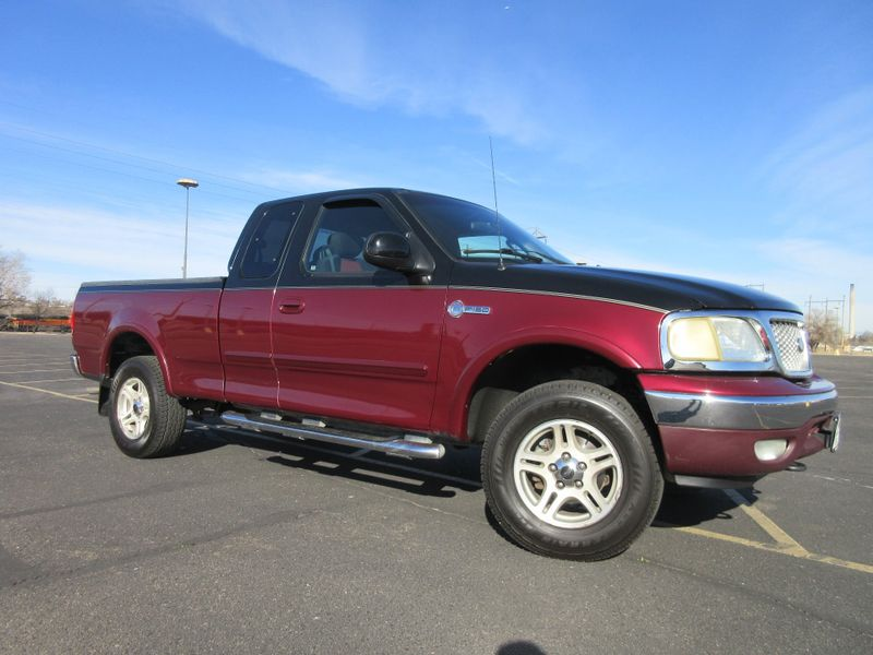 2003 Ford F-150 XLT Heritage  Fultons Used Cars Inc  in , Colorado