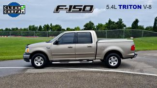 2003 Ford F150 F 150 Bluetooth  CLEAN CARFAX SUPERCREW XLT  5.4L   Palmetto, FL   EA Motorsports in Palmetto FL