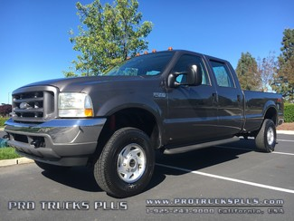 2003 Ford F350 4x4 Crew Cab Long Bed  in Livermore California