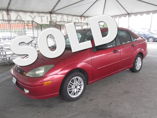 2003 Ford Focus ZTS Please call or e-mail to check availability All of our vehicles are availab