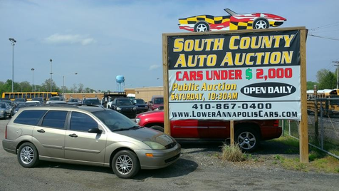 2003 Ford Focus SE in Harwood, MD
