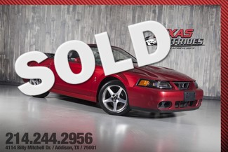 2003 Ford Mustang SVT Cobra Convertible With Upgrades in Addison