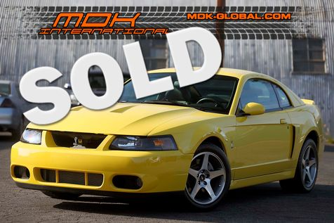 2003 Ford Mustang SVT Cobra - Exhaust - Intake - 17K miles in Los Angeles