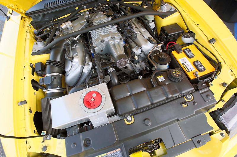 2003 Ford Mustang SVT Cobra - Exhaust - Intake - 17K miles  city California  MDK International  in Los Angeles, California