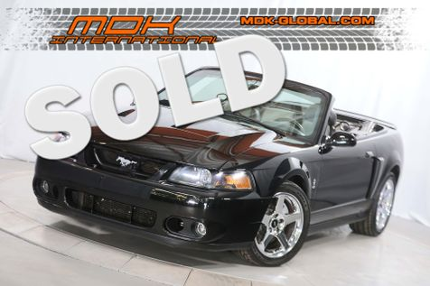 2003 Ford Mustang SVT Cobra - Supercharged - Only 41K miles in Los Angeles