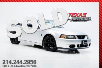 2003 Ford Mustang SVT Cobra With Many Upgrades | Carrollton, TX | Texas Hot Rides in Carrollton