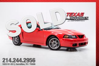2003 Ford Mustang SVT Cobra 10th Anniversary | Carrollton, TX | Texas Hot Rides in Carrollton