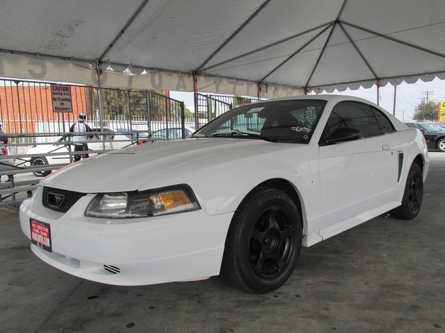 2003 Ford Mustang Standard Please call or e-mail to check availability All of our vehicles are a