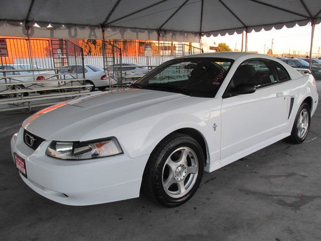 2003 Ford Mustang Standard This particular vehicle has a SALVAGE title Please call or email to che