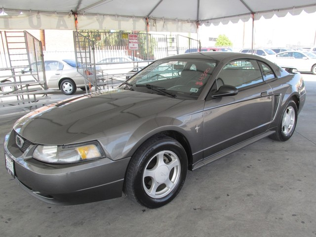 2003 Ford Mustang Standard This particular Vehicles true mileage is unknown TMU Please call or