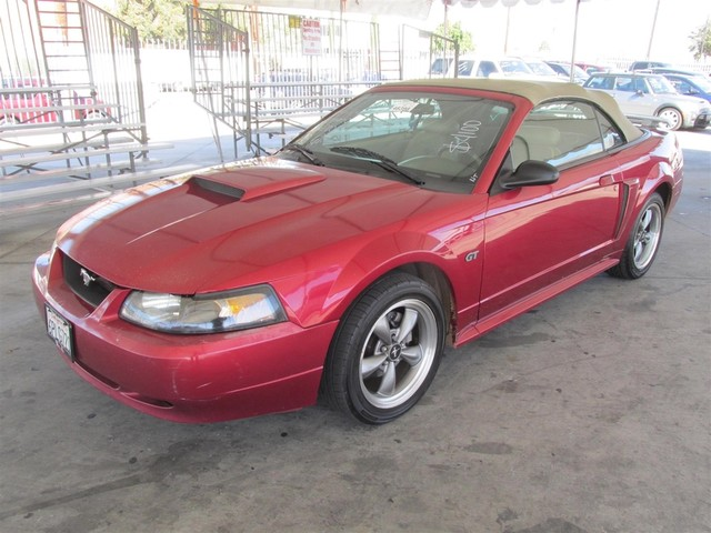 2003 Ford Mustang GT Deluxe Please call or e-mail to check availability All of our vehicles are