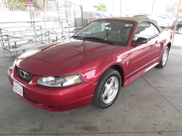 2003 Ford Mustang Deluxe Please call or e-mail to check availability All of our vehicles are av