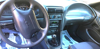 2003 Ford-1 Owner Car!! Mustang--BUY HERE PAY HERE!! CARMARTSOUTH.COM Base-CARMARTSOUTH.COM Knoxville, Tennessee 8